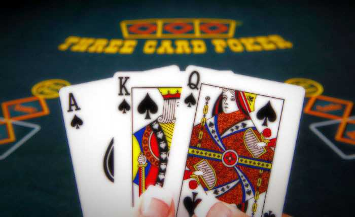 Play three card poker online for winning real money - Three Card Poker